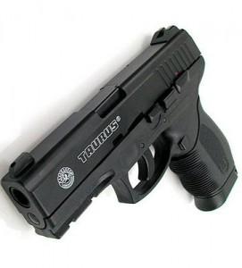 Foto de pistola ponto 40