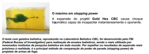 maximo em stopping power