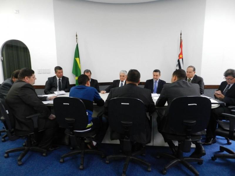 reunião SAP