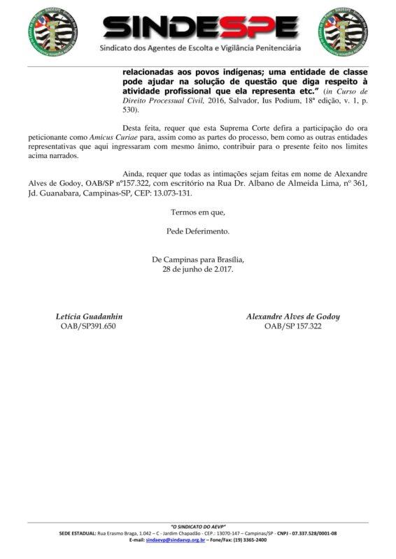 amicus curiae petição - Assinado-3