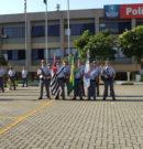 Reunião no  Comando da Polícia Militar de Campinas e Sindespe. Assunto: Escolta de Presos , de quem é a atribuição?
