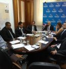 Efetivo, contratações, transferências, temas pautados em reunião entre Sindespe e SAP