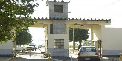 CIDADES/ Fotos gerais da entrada do Complexo Penitênciario de Hortolândia. FOTO:EDUARDO BECK- 07-07-2006.