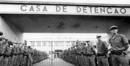 """São Paulo, um Paraguai em fugas de presos antes dos """"AEVP""""s assumirem os cargos."""