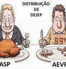 """""""Dejep"""" Sindicato pede explicações, o porque """"AEVP"""" de São Vicente ficaram sem.""""venha a mim ao vosso reino nada"""""""
