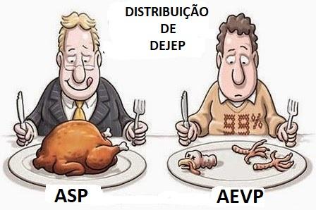 distribbuilção dejep