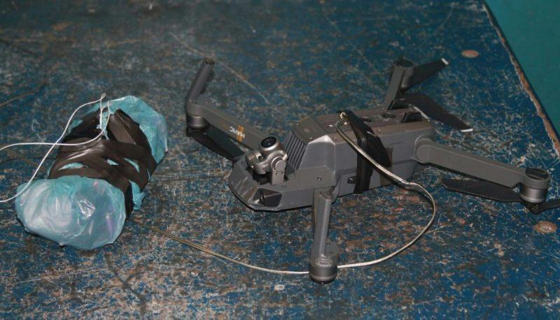 drone-sao bernardo campo abatido