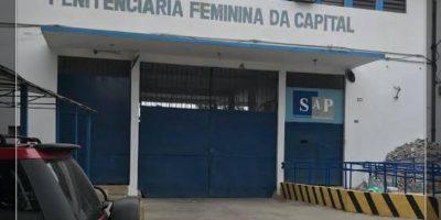 penitenciaria feminina santana